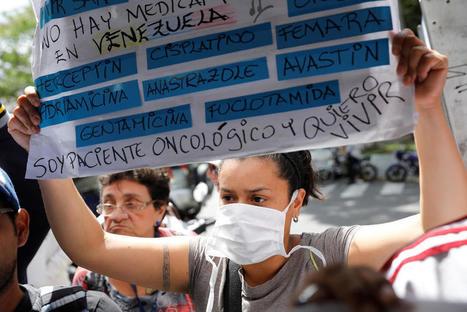 La pénurie de médicaments fait des ravages au Venezuela