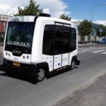 La percée à l'export des minibus autonomes « made in France »