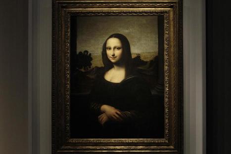 La plus petite Mona Lisa du monde est faite d'ADN