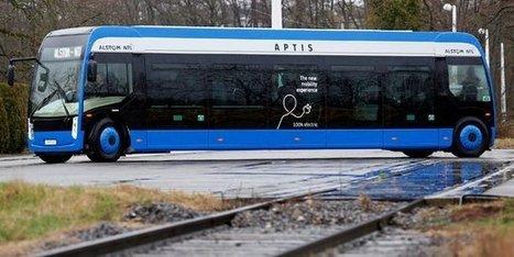 La RATP et l'ex-Stiflancent un appel d'offres pour 250 à 1.000 bus électriques