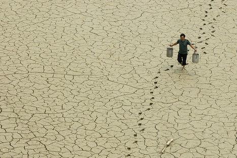 La Terre pourrait bientôt manquer d'eau