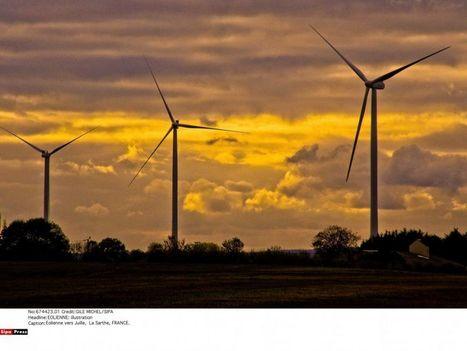 La transition énergétique française enfin perceptible