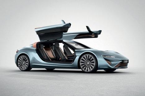 La voiture électrique qui va révolutionner le monde de l'automobile