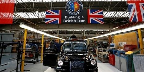 L'activité économique se contracte brusquement au Royaume-Uni après le Brexit