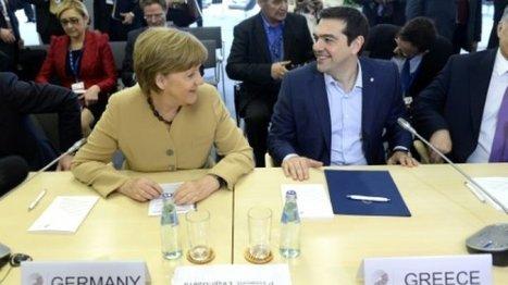 L'Allemagne a vivement profité de la crise en Grèce, selon une étude