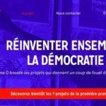 Lancement de Système D, le premier incubateur d'innovations pour réinventer nos démocraties