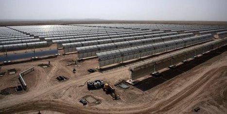 «100% énergie renouvelable» dans l'ensemble du site