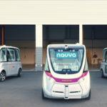 Le bus sans chauffeur de Navya circulera à Lyon dès le 3 septembre