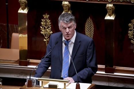 Le député du Tarn, Philippe Folliot, quitte sa permanence parlementaire qu'il a payé avec l'argent de l'Assemblée