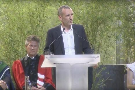 Le discours poignant du DG de Danone: «Sans justice sociale il n'y aura plus d'économie»