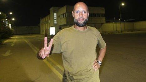 Le fils de Mouammar Kadhafi candidat à la présidence