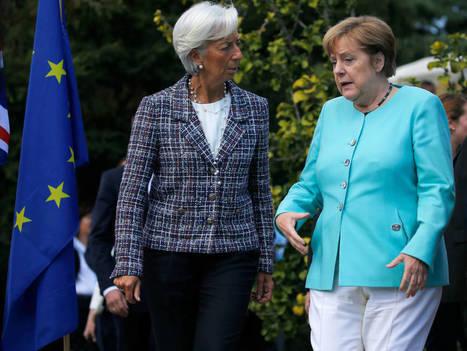 Le FMI brandit le spectre d'une crise financière brutale
