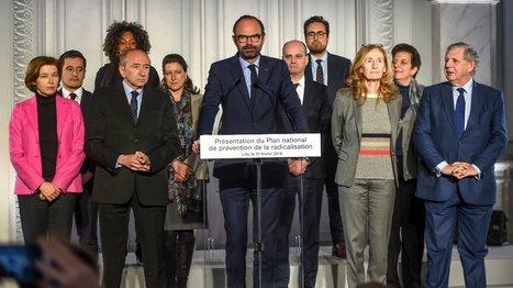 Le gouvernement français présente son nouveau plan anti-radicalisation