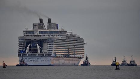 Le «Harmony of the seas», le plus grand paquebot du monde, livré aujourd'hui à Saint-Nazaire