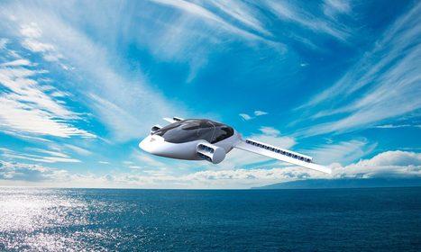 Le Lilium, votre jet privé électrique à décollage vertical