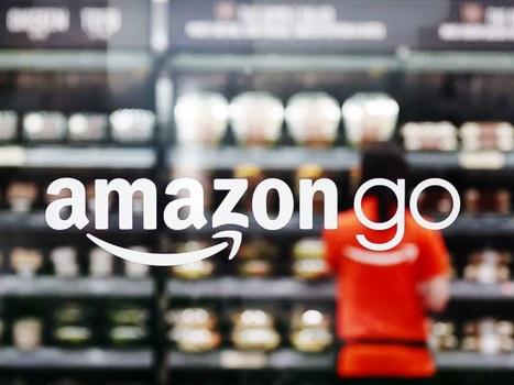 Le magasin robotisé sans caisse d'Amazon ouvre ses portes aujourd'hui
