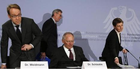 Le patron de la Bundesbank met en garde l'Allemagne sur un sort à l'espagnole
