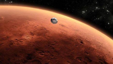 Le patron de SpaceX souhaite lui aussi envoyer les premiers Hommes sur Mars d'ici 2024