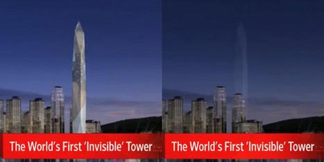 Le premier gratte-ciel invisible ouvrira ses portes en 2014