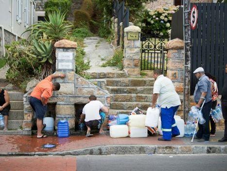 Le réchauffement climatique aggrave la pénurie d'eau