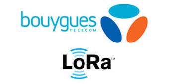 Le réseau LoRa de Bouygues Telecom dédié à l'internet des objets équipé par SAGEMCOM, accueille ses premiers clients