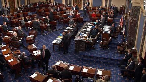 Le «shutdown» entre en vigueur aux États-Unis
