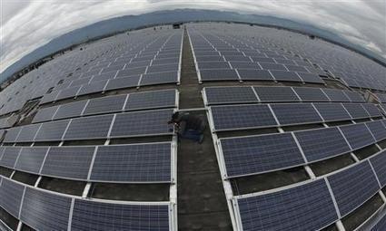 Le solaire, bientôt la première ressource mondiale d'énergie ?
