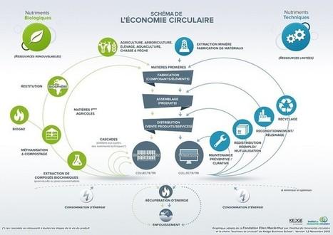 L'économie circulaire française en plein essor
