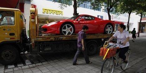 L'économie du partage en Chine (1/4): vivre sans voiture, mais rouler en Ferrari?