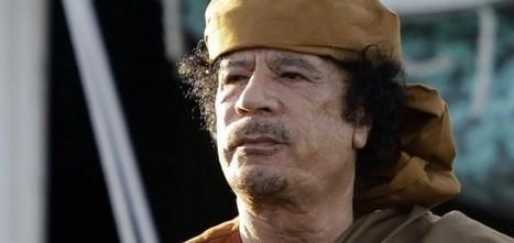 L'émouvante dernière lettre de Kadhafi dévoilée… A lire!!!