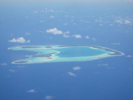 Les atolls du Pacifique résistent à la montée des eaux