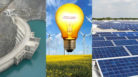 ADEME : le rapport qui confirme que le 100% renouvelable en 2050 c'est possible