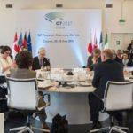 Les ministres des transports du G7 encouragent les véhicules autonomes