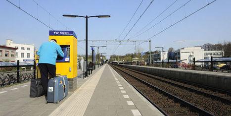 Les Pays-Bas vont mettre des trains autonomes en circulation