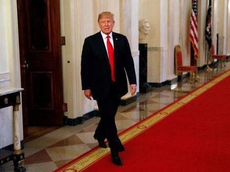 Les principales réactions au coup de force protectionniste de Trump sur l'acier
