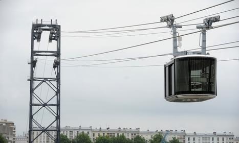 Les téléphériques s'apprêtent à conquérir l'Ile-de-France