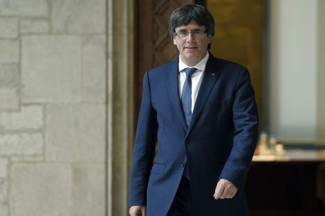 L'Espagne émet un mandat d'arrêt contre Carles Puigdemont