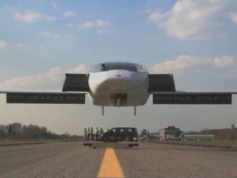 Lilium Jet, l'avion électrique à décollage vertical totalement bluffant