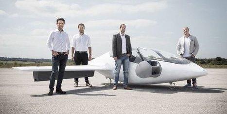 Lilium, le «taxi volant» électrique allemand lève 90 millions de dollars