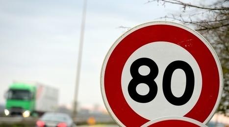 Limitation de vitesse à 80 km/h: 28 départements demandent au gouvernement retirer son projet