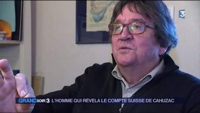 L'inspecteur des impôts à l'origine de l'affaire Cahuzac raconte
