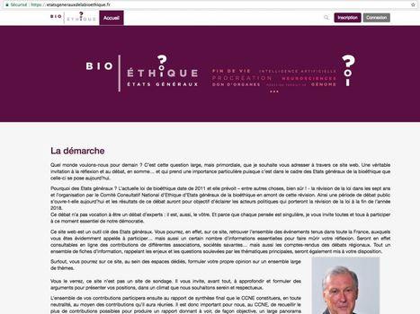Loi de bioéthique : vous pouvez désormais donner votre avis en ligne