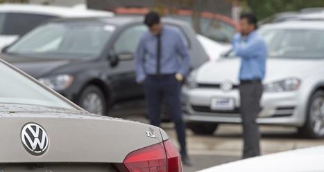 L'UE accuse Volkswagen d'avoir enfreint les règles de la consommation