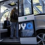 Lyon expérimente les bus autonomes sans chauffeur
