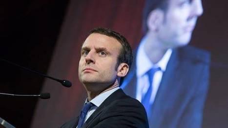 Macron au forum de Davos s'attaque à nouveau aux 35 heures
