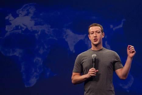 Mark Zuckerberg admet avoir sous-estimé l'impact des fake news sur la présidentielle