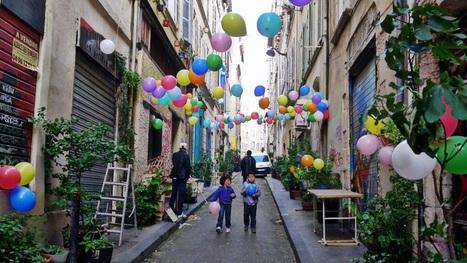 Marseille adopte une charte pour que les habitants verdissent leurs rues