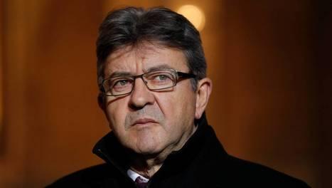Mélenchon défend Wauquiez et dénonce « une attaque globale du parti médiatique »