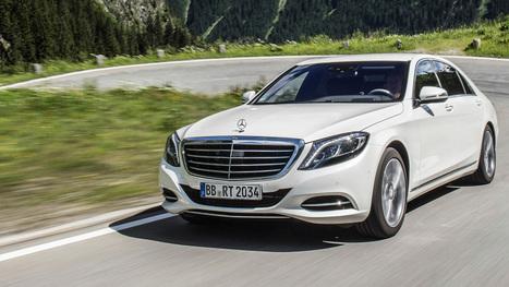 Mercedes-Benz va électrifier tous ses véhicules à l'horizon 2022