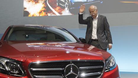 Mercedes dévoile son plan (très ambitieux) pour affronter Tesla